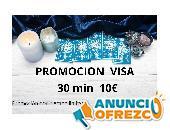 PROMOCION TAROT 30 MIN X 10€