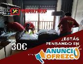 TRASLADOS CON MADRID-PORTES 6546O•O847