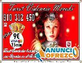 TAROT ECONÓMICO VISA 9 EUR 35 MIN 910312450-806002109