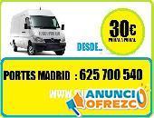 Portes → En Hortaleza (625+700+540)r Pequeñas mudanzas