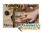 MARTA DE HOZ VIDENTE Y TAROTISTA