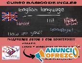 Curso básico de inglés
