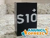 Samsung S10 + plus 128GB Black Dual Sim Unlocked SM-G975F/DS