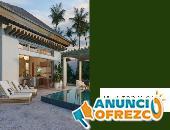 GREEN VILLAGE LIVING Villa  para vivir en CAP CANA Rep. Dominicana