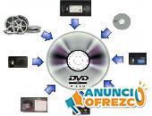 CONVERSION DE VIDEOS A DVD