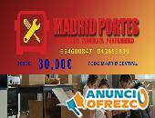 Transportes en Madrid-Vallecas Traslados