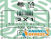 PROMOCION 2X1 TATUAJES