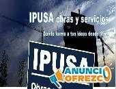 IPUSA obras y servicios.