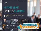Oficiante Funerales Civiles Madrid