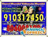 TAROT VISA FIABLE 9 EUROS LOS 35 MINUTOS 910312450/ 806002109